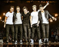 One Direction Tour 2014